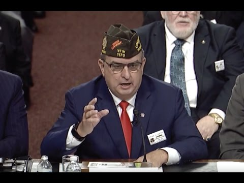 Veterans on Foreign Wars (VFW): Joint Senate & House VA Committee Hearing