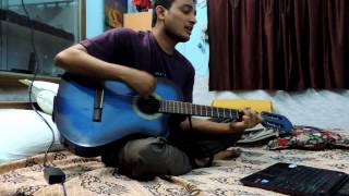 Sochta hu uska dil guitar cover HD
