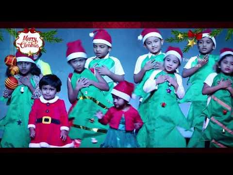 Christmas Song Choreography- Dhanya & Team || Christ worship centre