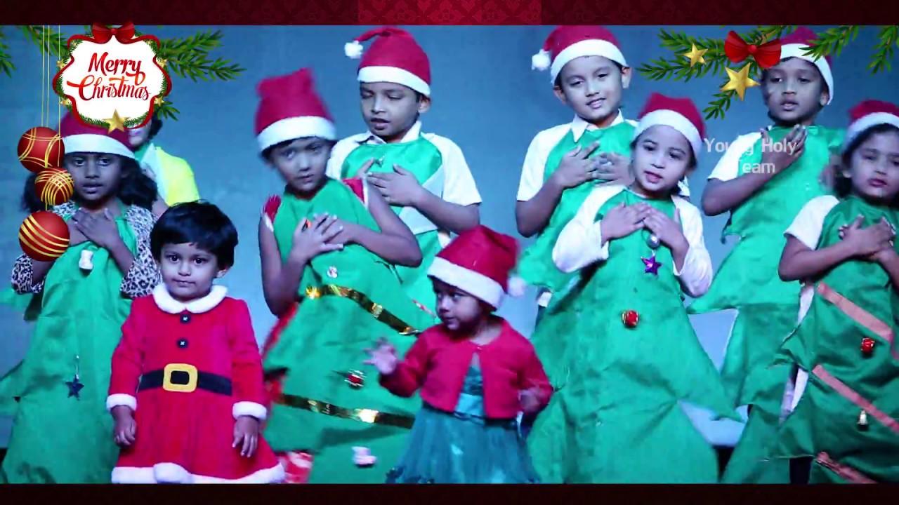 Christmas Song Choreography- Dhanya & Team    Christ worship centre