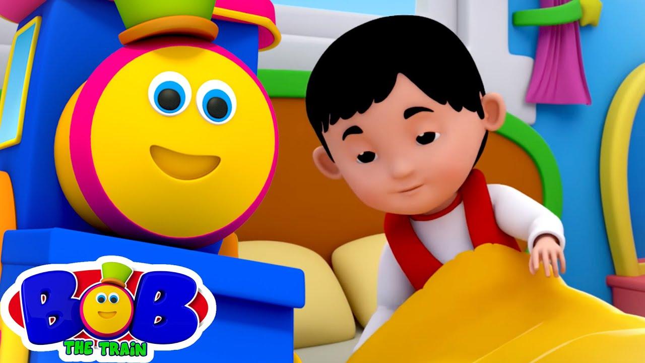 คุณกำลังหลับอยู่หรือเปล่า | การ์ตูนสนุก | อนุบาล | Bob The Train Thailand  เพลงเด็กอนุบาล