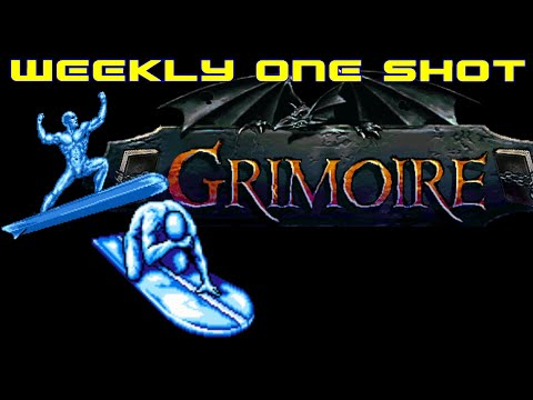 Weekly One Shot: Grimoire: Heralds of the Winged Exemplar
