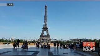 ধস নেমেছে ফ্রান্সের পর্যটনশিল্পে! | France News | Somoy TV