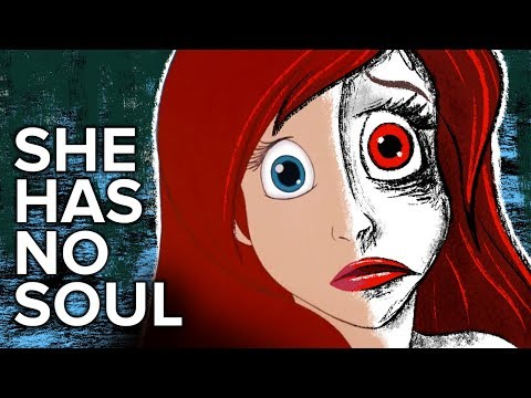 The Little Mermaid's PAINFUL Origin (Disney)