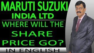 ( Maruti Suzuki India Ltd Share Price Target )