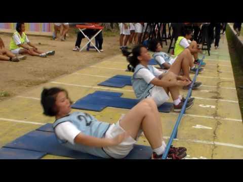 Sit Up Wanita