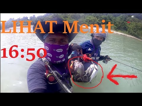#GOVLOG Mancing Ultralight Merah Mata Spot Lhokseudu | Strike berkali kali | FULL VIDEO 2018
