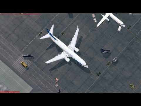 [PREPAR3Dv3] Flight Boeing 737-800 LOT Polish Airlines LOWL (Linz) - EPRZ (Rzeszów)