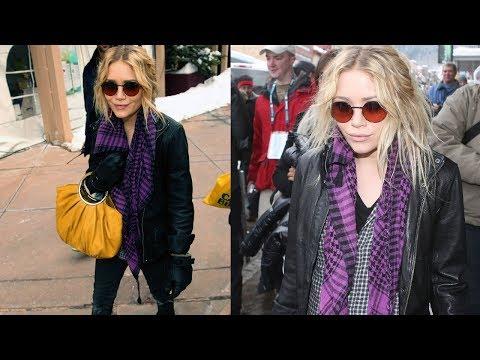 19/01/2008 - Mary-Kate Olsen at the 2008 Sundance Film Festival