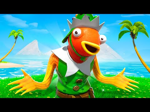 ELF FISHY