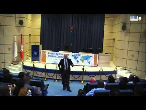 CRPC2014 Victor Do PRADO présente Conclusions sur la conférence de Bali