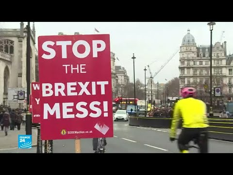 بلبلة في المملكة المتحدة بشأن البريكسيت  - نشر قبل 4 ساعة