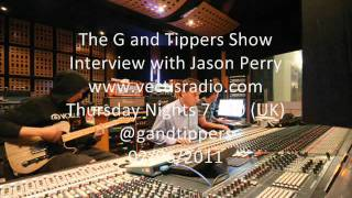 The G and Tippers Show Jason Perry Interview PART 1