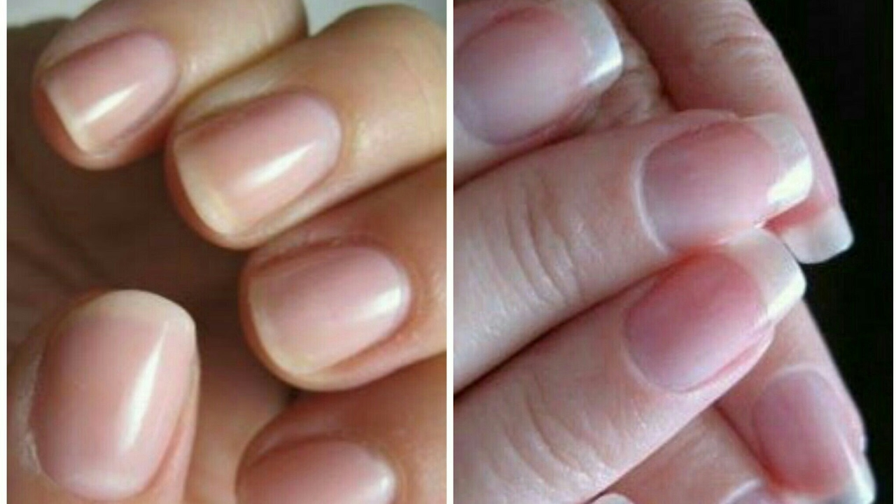 Best Base And Top Coat For Natural Nails