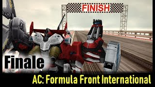 The final stretch : AC Formula Front International
