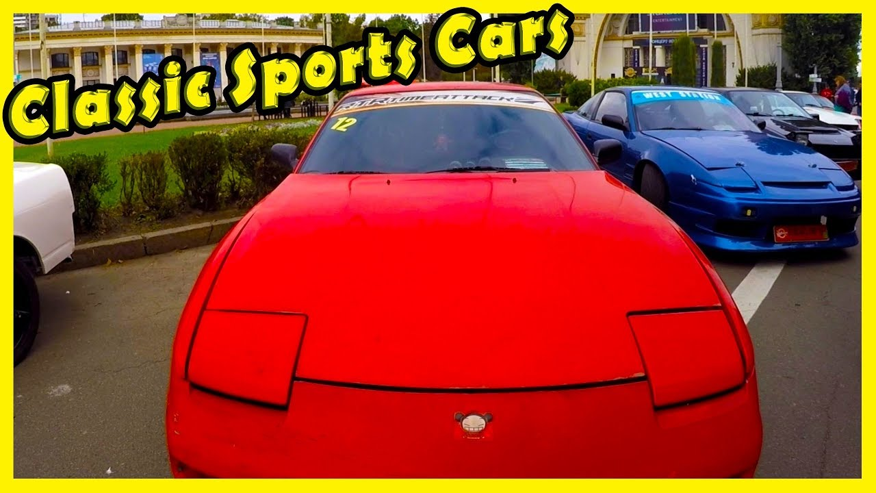 Best Classic Japan Sports Cars Show Old Sport Cars From The 80s And 90s Custom Sports Cars