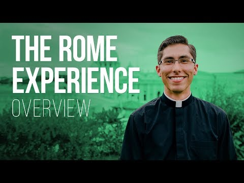 The Rome Experience - Overview