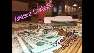 PLUS SIZE Girl wins Amateur Night at the STRIP CLUB | VLOG