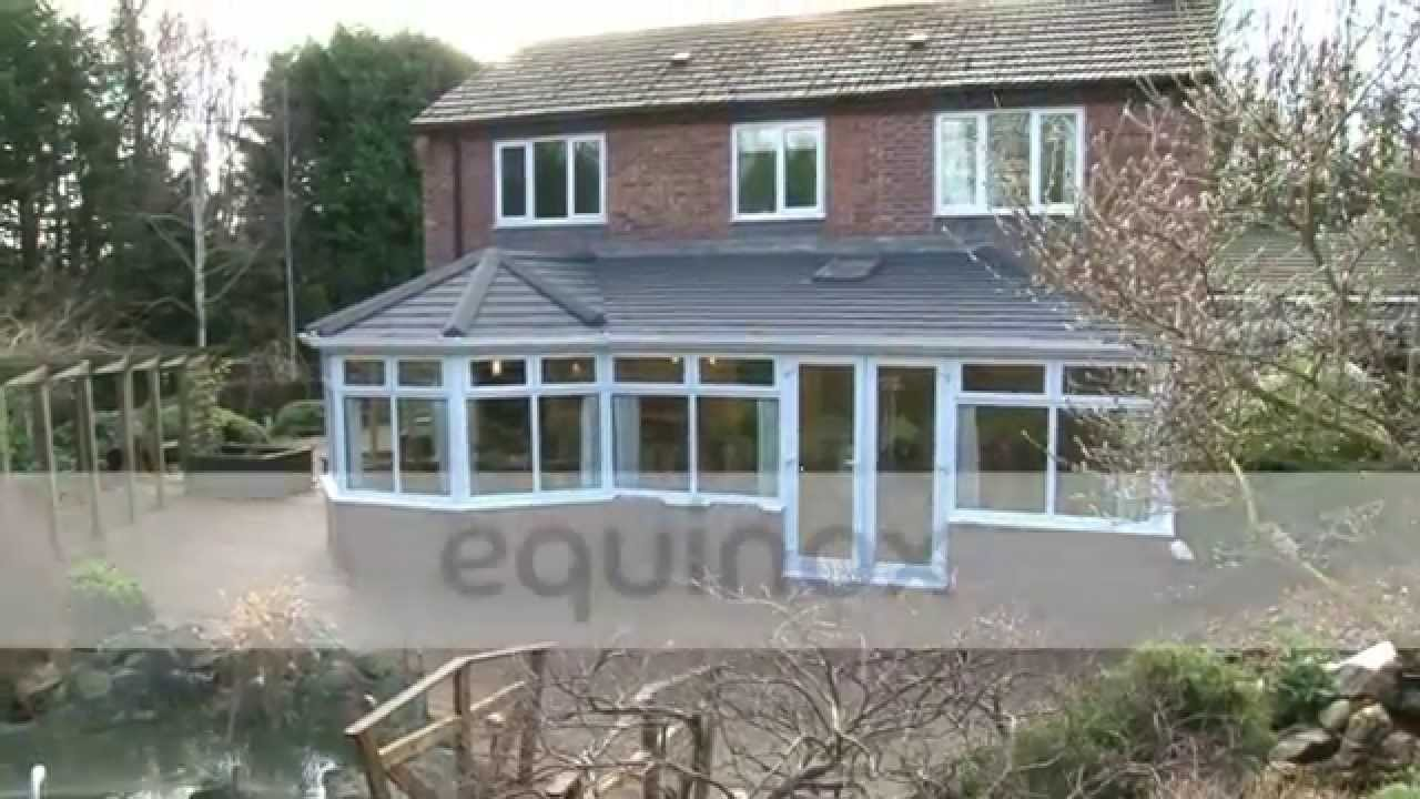Eurocell Equinox Roof System - YouTube