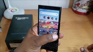 Using The BlackBerry KeyOne In 2019