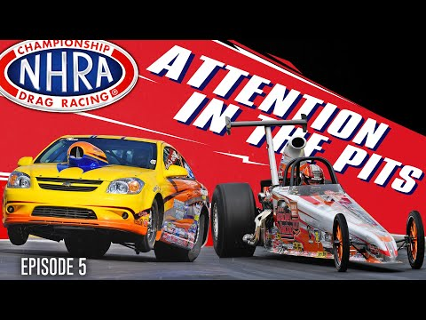 Attention In The Pits Episode 5: Luke Bogacki And Justin Lamb