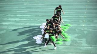 寶覺中學2015年陸運會聰社社舞