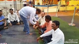 rangu meruputho vache rakila panduga raksha bandhan festival celebrated by nri trs cell bahrain