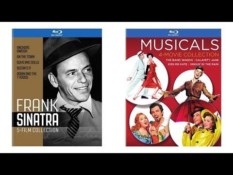 Kenneth Turan's DVD Pick: Musicals
