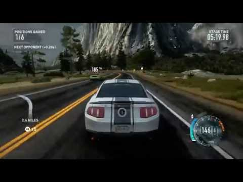 Need for Speed The Run Walkthrough/Gameplay Xbox 360 HD #1