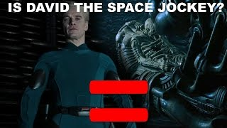 Alien: Covenant Theory   Could David be the Space Jockey
