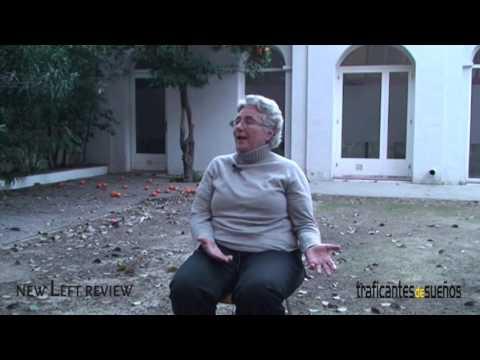 Montserrat Galcerán (concejal del Ayuntamiento de Madrid) habla de la New Left Review