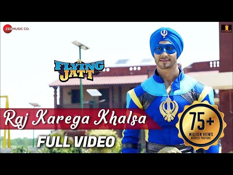 Raj Karega Khalsa Song Lyrics From A Flying Jatt