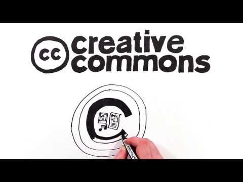 Creative Commons? C'est quoi ça?