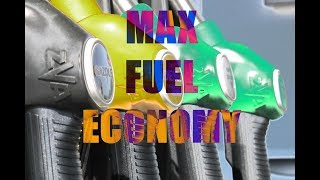 How To Get Better Diesel Fuel Efficiency.  Increase Your Diesel Mileage And Economy.