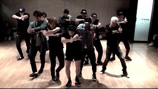 BIGBANG - 뱅뱅뱅 (BANG BANG BANG) Dance Practice Ver. (Mirrored)