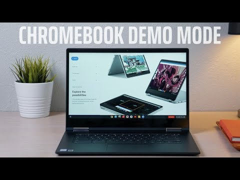 How To Enable Demo Mode On Chromebooks