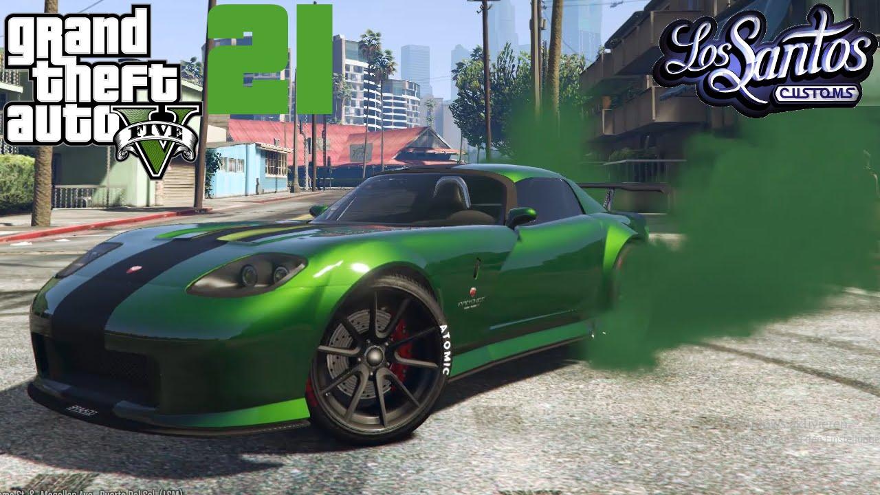 best sale hot sale online save off GTA V Tuning #021 | Bravado Banshee [Deutsch] [HD]