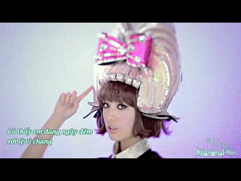 [Vietsub] Orange Caramel - Shanghai Romance MV [Song by Kim Hee Chul]