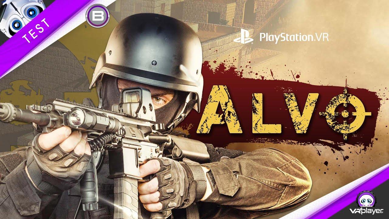ALVO VR [TEST] PSVR PLayStation VR Review