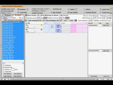 Market Locator in MarketFeeder Pro