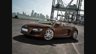 Audi R8 5.2 FSI Quattro New Pictures Videos