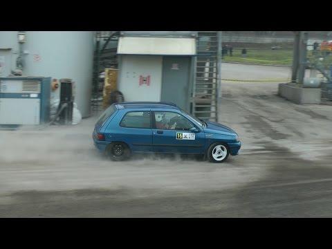 3 Piekarski Rally Sprint 2014 - Piotr Nowok Jacek Nowok Renault Clio by OesRecords