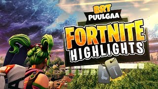 BRT Puulgaa Glitch movie - FORTNITE