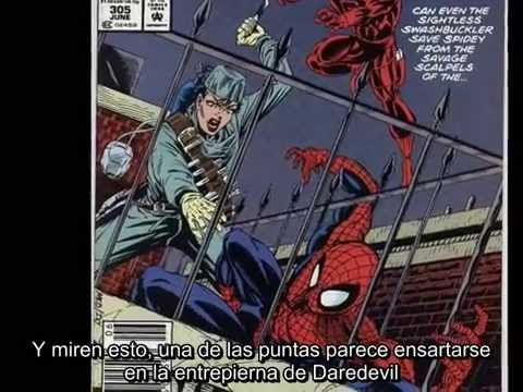 Linkara AT4W - 24 - Daredevil # 305 Subs español
