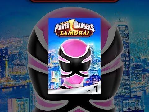 Power Rangers Samurai: The Team Unites Vol.1