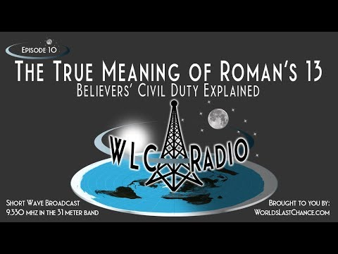 The True Meaning of Roman's 13: Believers' Civil Duty Explained
