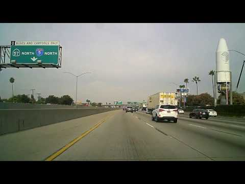 Actual Speed of Cars on Freeways  of So. CAL