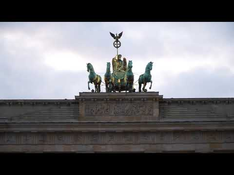 Berlin travel video-cinematic