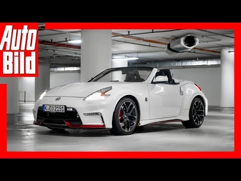 Nissan Nismo 370z Roadster Rs 2017 Car