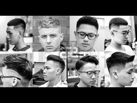[FULL] Kiểu tóc nam đẹp 2019 – Xu hướng tóc đẹp Mới nhất cho AE lựa chọn ❣❣❣    Beautiful Channel   Những kiểu tóc nam dẫn đầu xu hướng